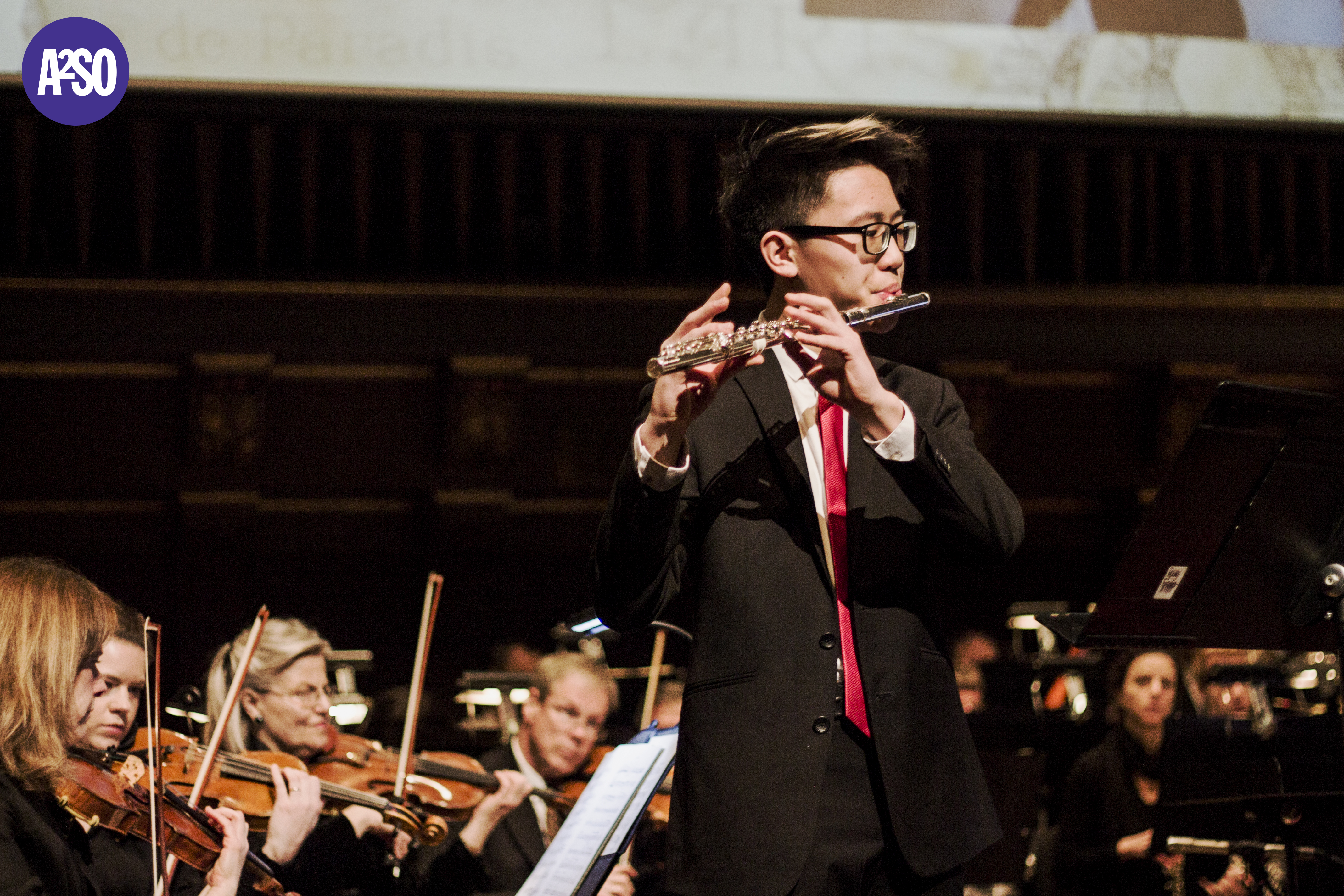 Young Artist Competition 2019 – Ann Arbor Symphony Orchestra