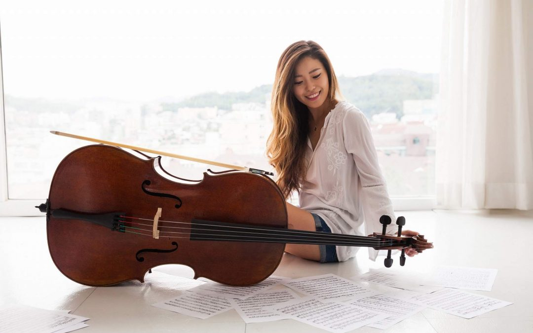CAROLINE KIM NAMED PRINCIPAL CELLO