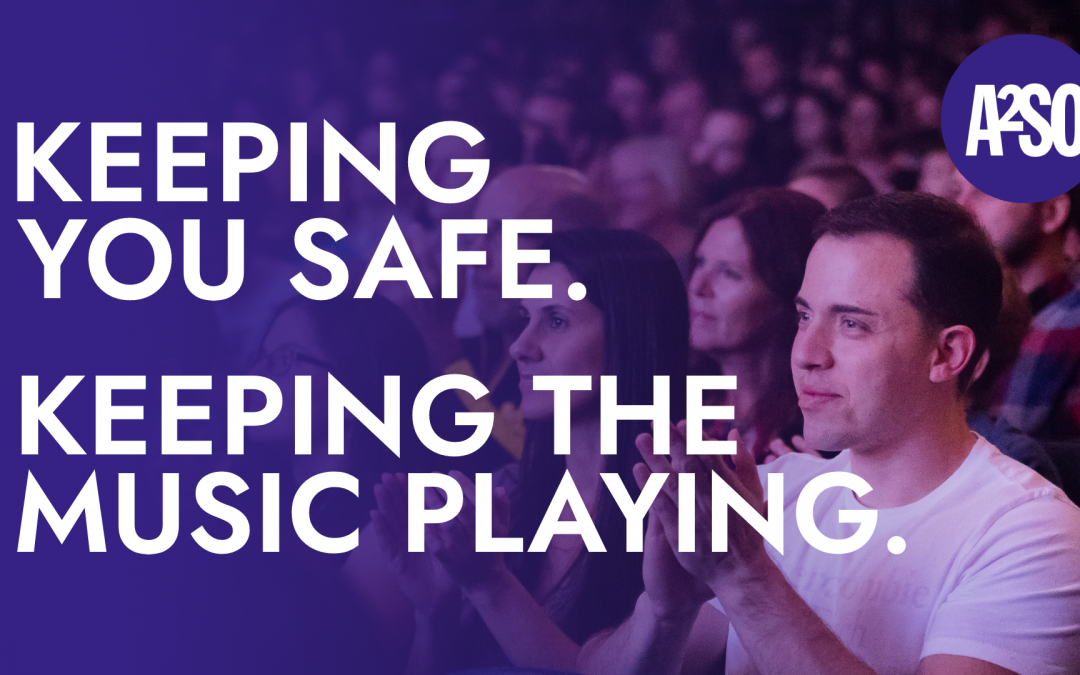 THE ANN ARBOR SYMPHONY ORCHESTRA  ANNOUNCES FALL 2021 SAFETY PLANS